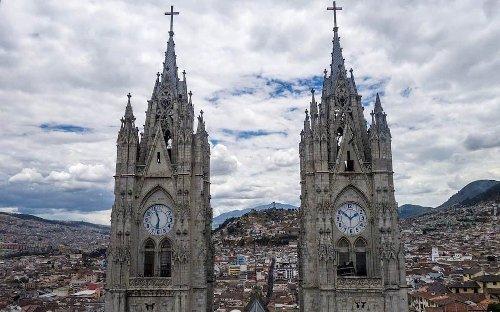 ECUADOR: LAND OF ENCHANTMENT
