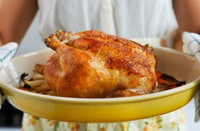 Julia Child's Juicy Roasted Chicken Will Blow Your Mind
