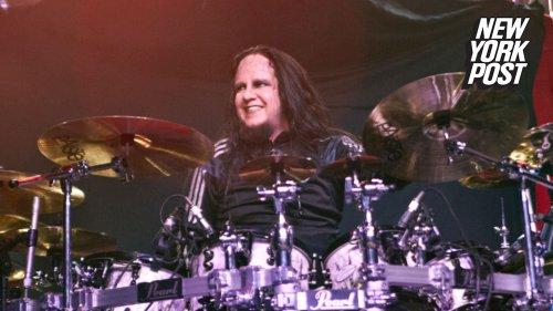 Joey Jordison, founding drummer of Slipknot, dead at 46