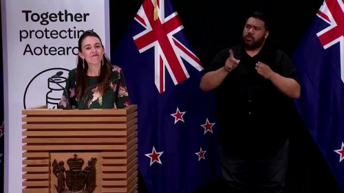 'Bugger it' - NZ's Ardern curses quakes and COVID