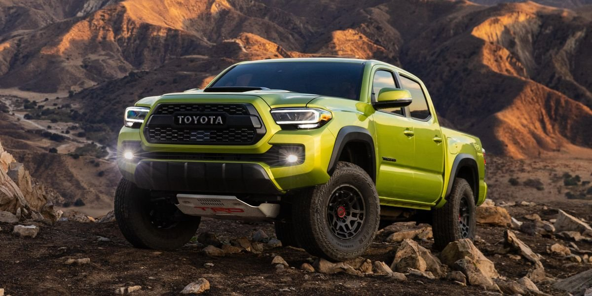 Every New 2021 Mid-Size Pickup Truck Ranked