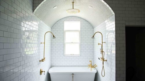 Make a splash with these stylish wet rooms