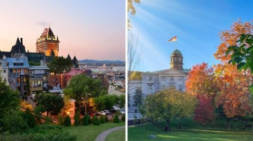 2 Cities In Quebec Made It Into The 'Top 10 Student Cities In The World'