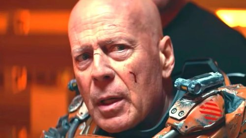 The Bruce Willis Sci-Fi Flop Defying Odds On Netflix