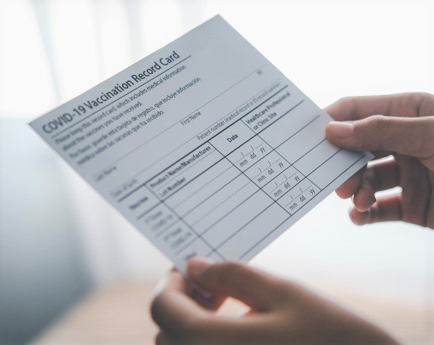 Don't Laminate Your COVID-19 Vaccine Card Before Doing This
