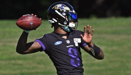 Ravens' Lamar Jackson on his off-season workouts   VIDEO