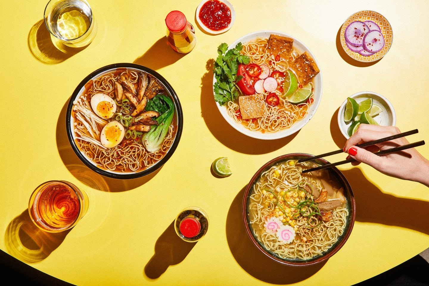 These hyper-regional Asian flavors are shaking up the condiment scene