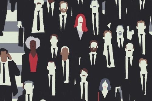 The Power Gap between men and women in Canada's work for
