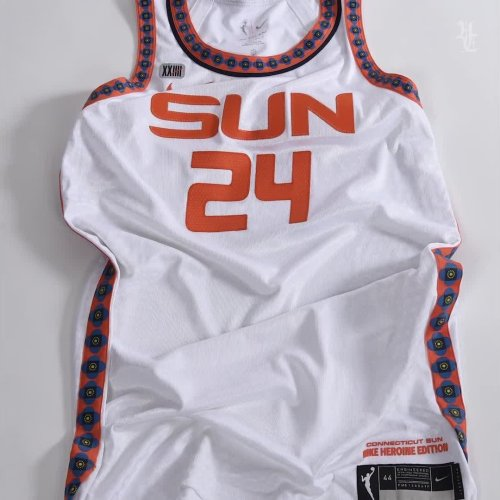 The Connecticut Sun unveil new uniforms influenced by Mohegan Tribe symbolism