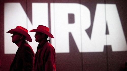 NRA Files For Bankruptcy, Seeking To Evade NY Lawsuit, Probe