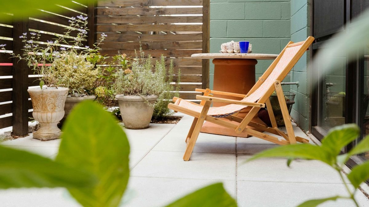 These patio designs will transform your garden area for spring and summer