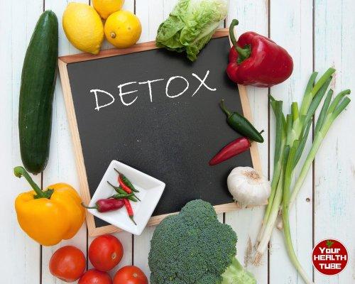 Full Body Detox: 8 Ways To Rejuvenate Your Body & Lose Weight