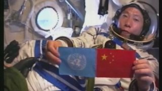 Shenzhou-12: China launches first astronauts to new space station