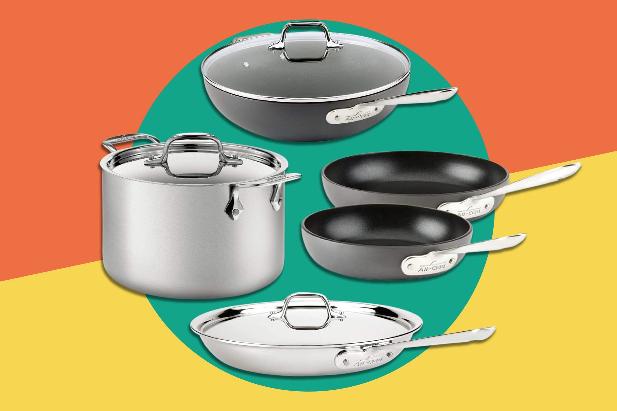Amazon Has Slashed Tons of Prices on All-Clad Cookware for Prime Day-Including a Saucepan for $115 Less