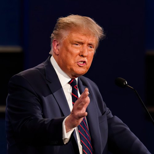 Listen: Trump Slams 'Terrible' Infrastructure Bill Advanced by Senate