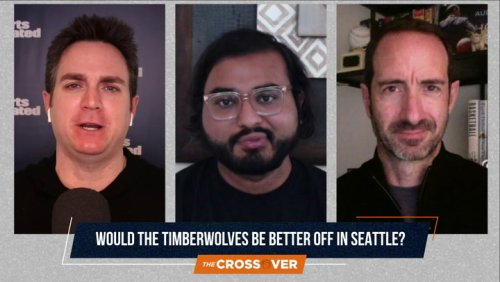 The Crossover: Would the Timberwolves Be Better Off in Seattle?