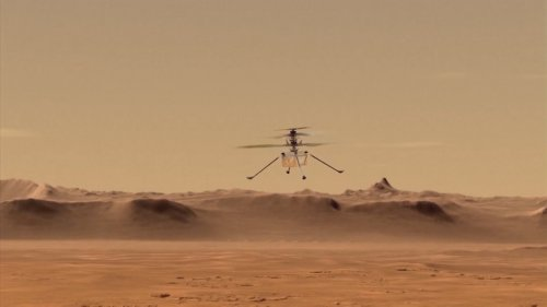 Nasa Delays Ingenuity Helicopter Flight to Wednesday at Earliest