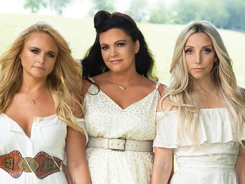 You should be listening to The Pistol Annies