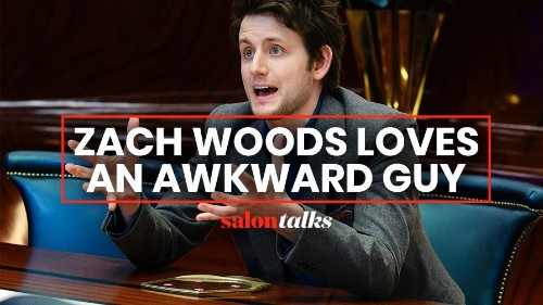 "From ""The Office"" to ""Silicon Valley,"" Zach Woods masters the uncomfortable side of life"