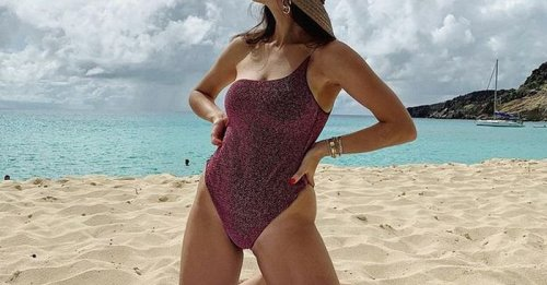 Sorry, bikinis—these 5 chic one-pieces are going to rule this summer
