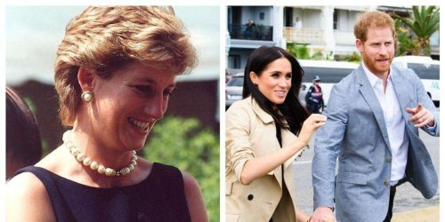 Meghan Markle Just Gave Birth To A Girl & Her Name Pays Tribute To Harry's Mom