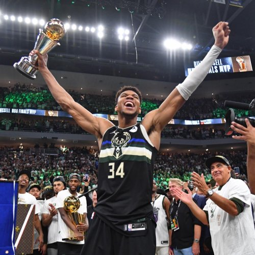 Giannis Antetokounmpo's Masterpiece Lifts Bucks to First Title in 50 Years