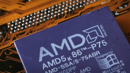 AMD Is Basically 'Pantsing' Intel, Jim Cramer Says
