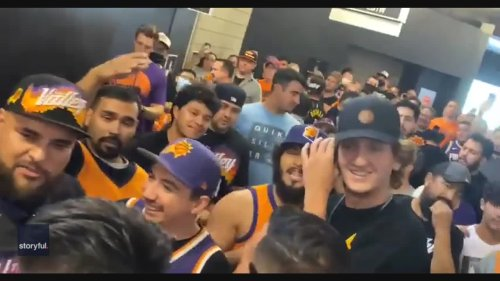 Basketball Fans Brawl Following Suns and Clippers Game in Phoenix