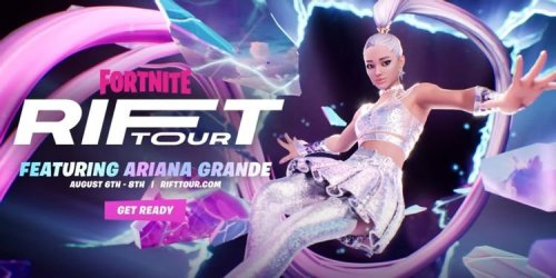 Ariana Grande Is The Biggest Thing To Happen To Fortnite Ever