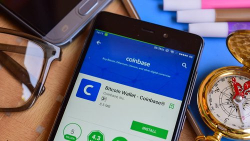 Coinbase Is Here, Here's What Jim Cramer Says
