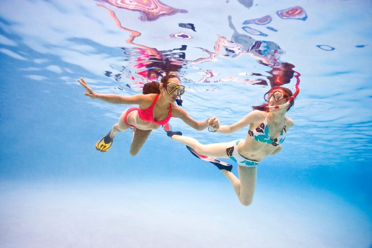 10 Photographers Used a Pool for These Photoshoots