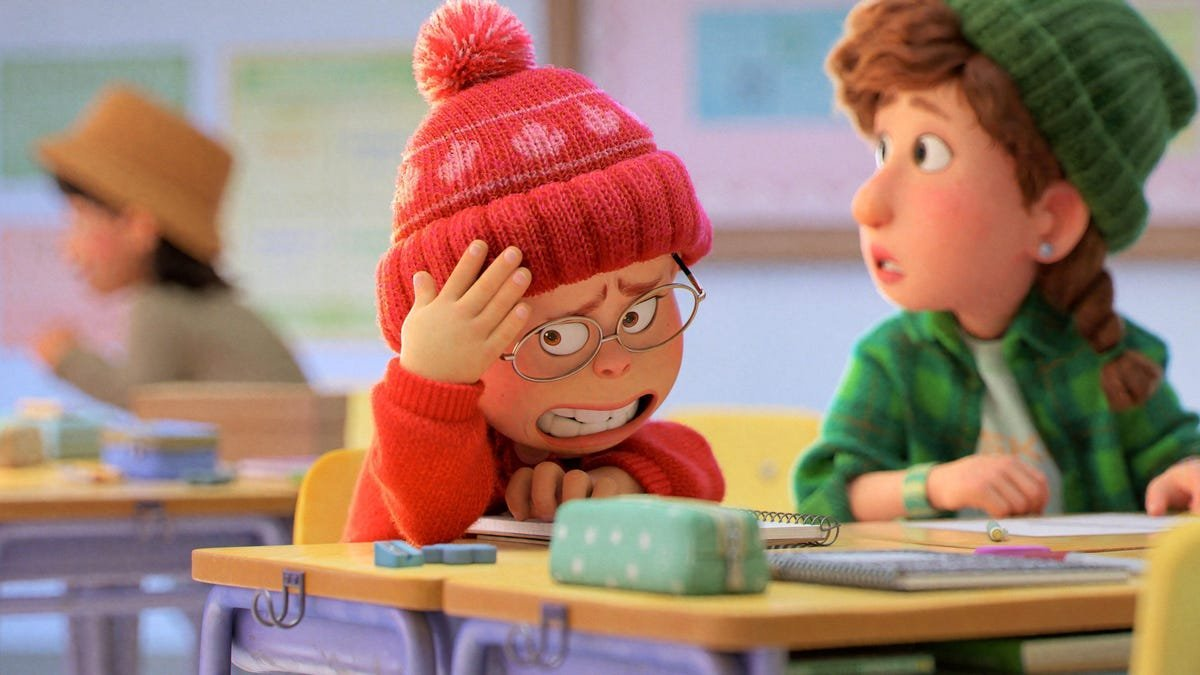 The Trailer for the new Pixar movie is EMBARRASSINGLY BAD