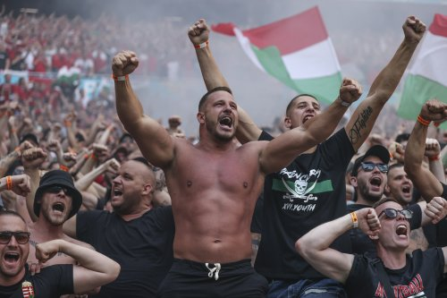 France held to 1-1 draw by Hungary at Euro 2020