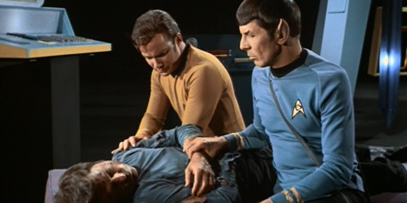 Star Trek: Why the BBC Stopped Airing Four Original Series Episodes for Decades