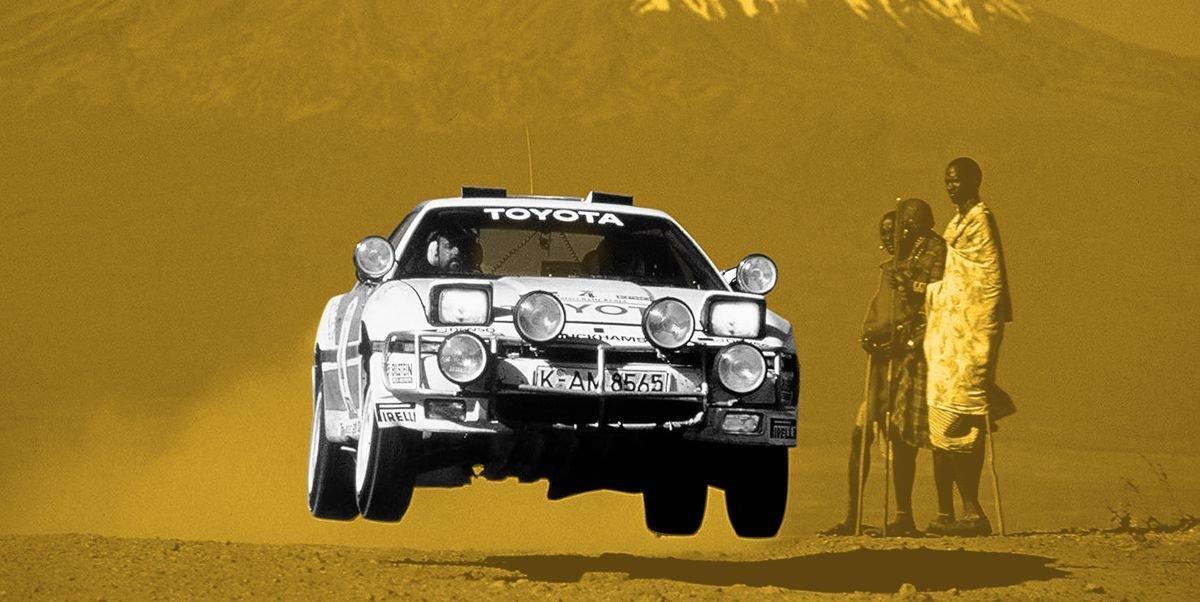 Toyota Racing Development Turns 40: A History of Winners