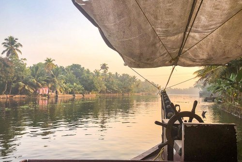 WHAT MAKES KERALA HUMAN BY NATURE