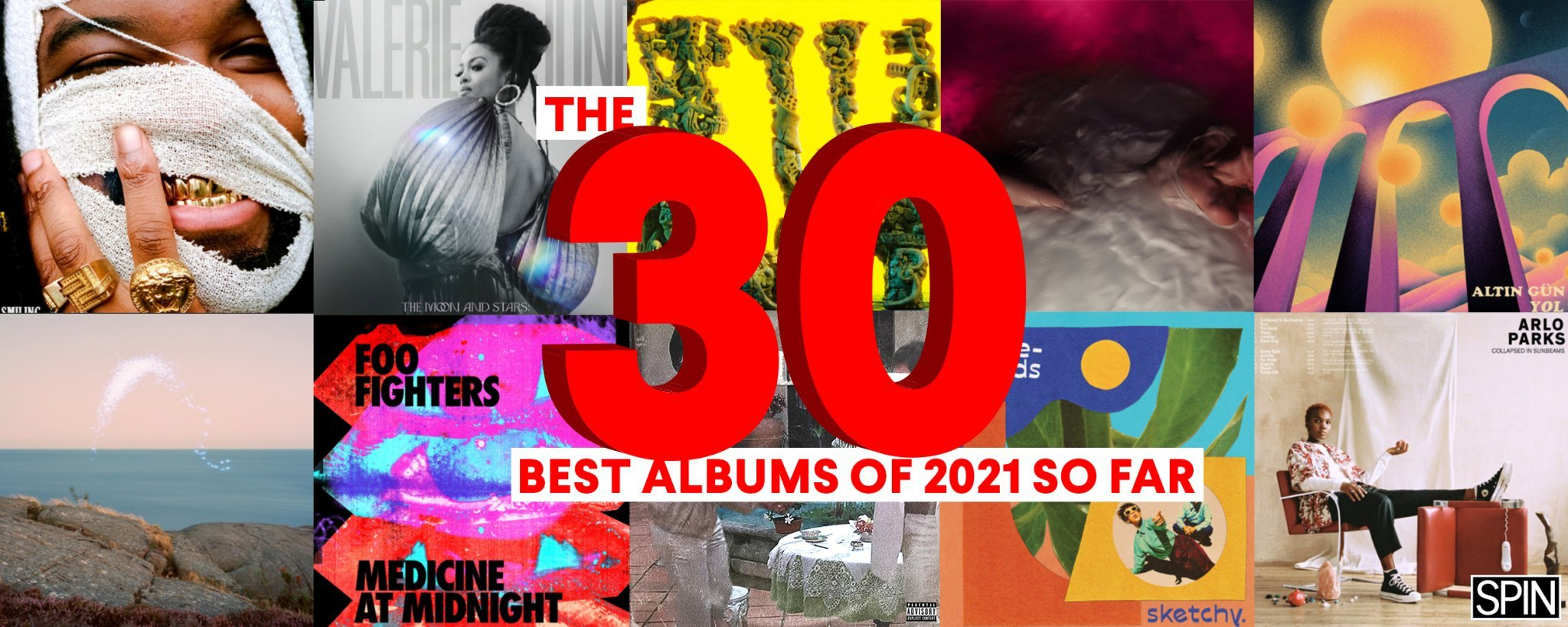 These are the best albums of the year