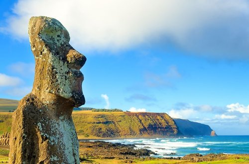 Easter Island, one of the Great Mysteries of the World