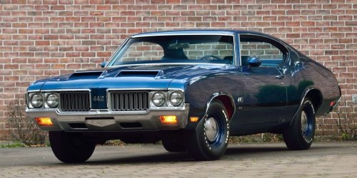 These Underrated Muscle Cars Are Actually Very Cool