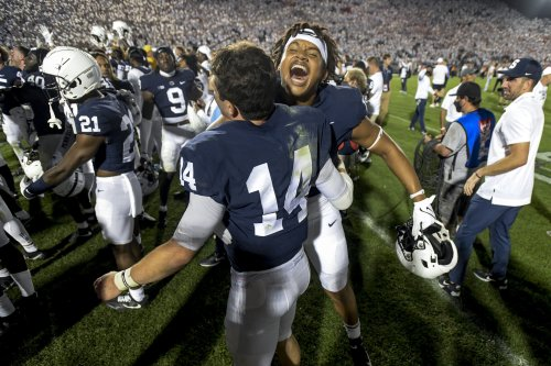 AP Top 25: Clemson, Ohio State slip; Penn State jumps to 6th
