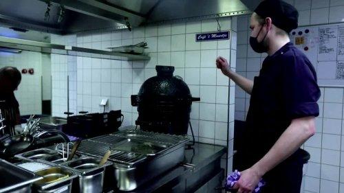 Amsterdam's Michelin star burger to-go