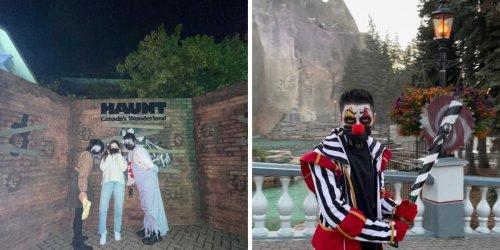 Canada's Wonderland Halloween Haunt Is Now Open & Here's A Terrifying First Look