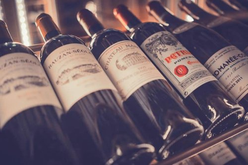 THE 10 MOST EXPENSIVE WINES IN THE WORLD