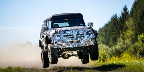 Ford confirms the Bronco Raptor rumors