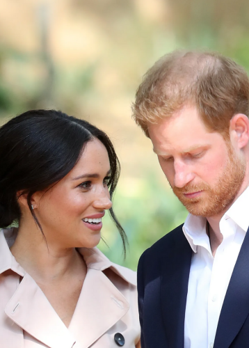 Meghan Markle Gets Trolled For Her Father's Day Gift To Prince Harry