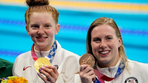 Upsets Define Day Four at Tokyo Olympics