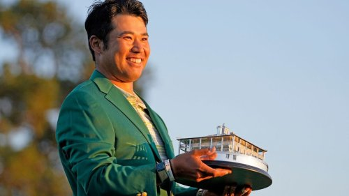 With anti-Asian violence on the rise in America, Hideki Matsuyama Is Victorious