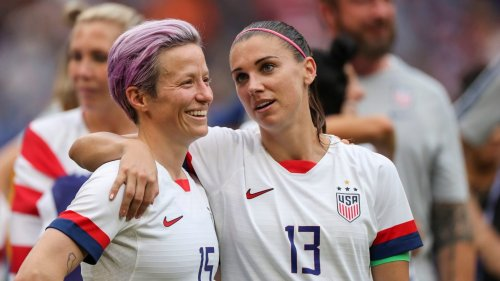 How Rich Are Megan Rapinoe, Alex Morgan and These Other US Soccer Stars?