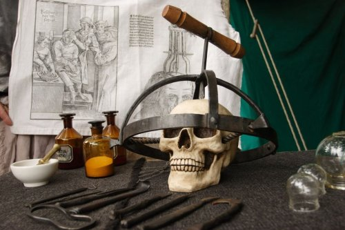 You Need It Like a Hole in the Head: The Ancient Medical Art of Trepanation