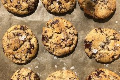 Discover chocolate chocolate chip cookies